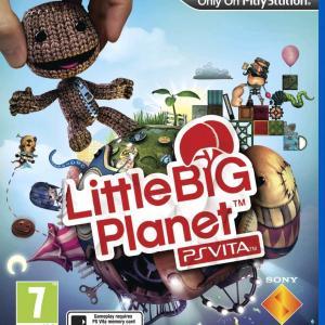 Vita: Little Big Planet
