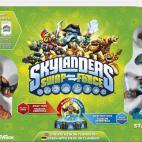 Wii: Skylanders: Swap Force Starter Pack (Vaurioitut pakkaus)