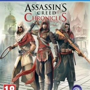 PS4: Assassins Creed: Chronicles Pack