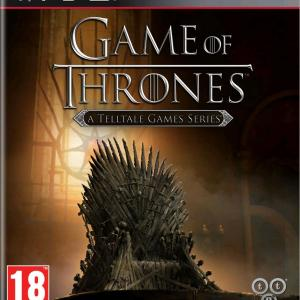 PS3: Game of Thrones - A Telltale Games Series