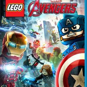 Wii U: Lego Marvel Avengers