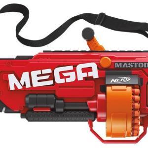 NERF - N-Strike Mega (discontinued) Mastodon