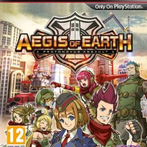 PS3: Aegis of Earth: Protonovus Assault