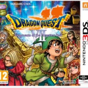 3DS: Dragon Quest VII: Fragments of the Forgotten Past