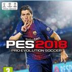 PS4: Pro Evolution Soccer (PES) 2018