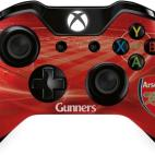 Xbox One: Official Arsenal FC - Xbox One Ohjain-skin