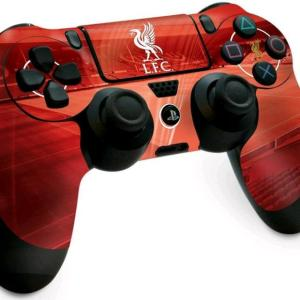 PS4: Official Liverpool FC - PlayStation 4 Ohjain-skin