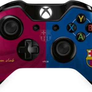 Xbox One: Official Barcelona FC - Xbox One Ohjain-skin