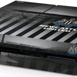 PS4: Official Newcastle United FC - PlayStation 4 Konsoli-skin