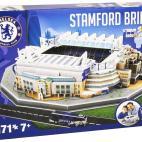 3D Stadium Puzzles - Chelsea Stamford Bridge