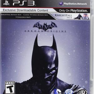 PS3: Batman: Arkham Origins (käytetty)