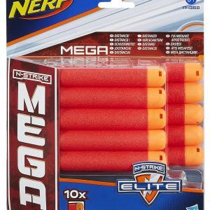 NERF - N-Strike Elite Refill Mega 10 Darts