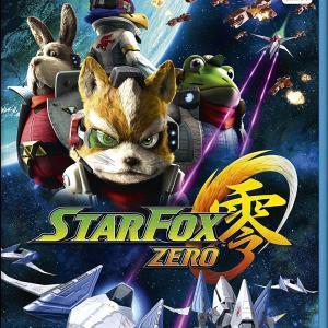 Wii U: Star Fox Zero  (DELETED TITLE)
