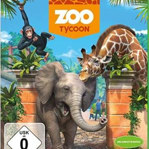 Xbox One: Zoo Tycoon (German Box All Lang in Game)