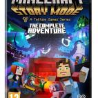 PC: Minecraft Story Mode: The Complete Adventure  (DELETED TITLE)