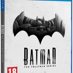 PS4: Batman: A Telltale Game Series