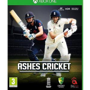 Xbox One: Ashes Cricket