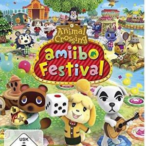 Wii U: Animal Crossing: Amiibo Festival (Solus)  (DELETED TITLE)