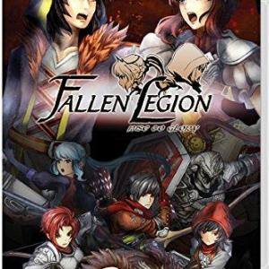 Switch: Fallen Legion: Rise to Glory