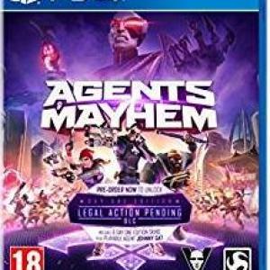 PS4: Agents of Mayhem