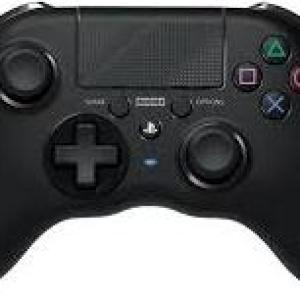 PS4: HORI Official SONY Licensed ONYX Bluetooth Wireless Ohjain (OLD)
