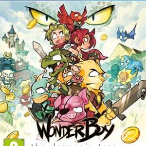 PS4: Wonder Boy: The Dragons Trap