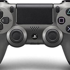PS4: Sony Dualshock 4 Ohjain (NEW VERSION 2) - Steel Black (EU)