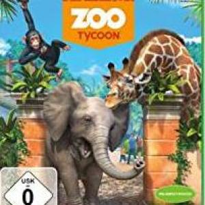 Xbox One: Zoo Tycoon (German Box - Multi lang in game)