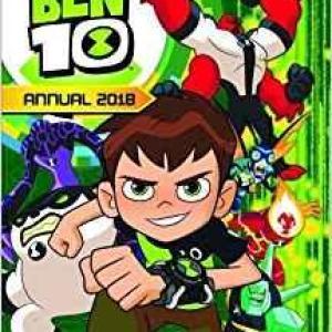 Ben 10 Annual 2018