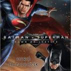 Batman vs Superman - Hero Handbook