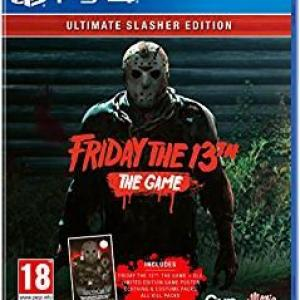 PS4: Friday the 13th - Ultimate Slasher Edition