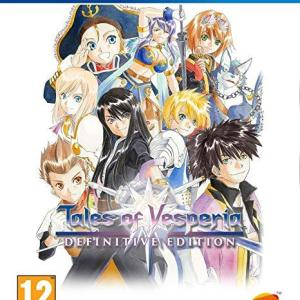 PS4: Tales of Vesperia - Definitive Edition