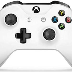 Xbox One: Xbox One White Ohjain Wireless - With 3.5mm Stereo Headset Jack