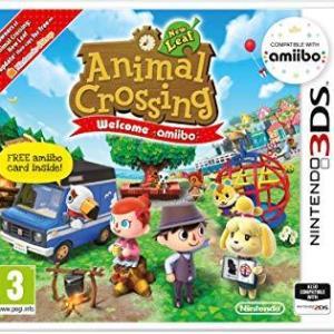 3DS: Animal Crossing: New Leaf + Amiibo Card (German Box)