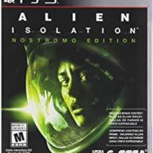 PS3: Alien: Isolation