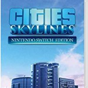 Switch: Cities Skylines