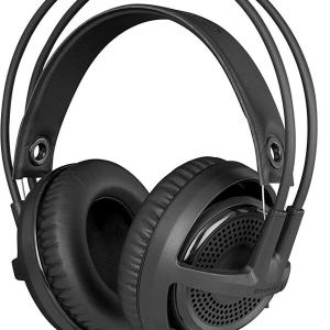 PS4: Steelseries Siberia P300 V3 FullSize Headset with Microphone - Black