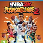 PS4: NBA 2K Playgrounds 2 (NMC English/Arabic Box)