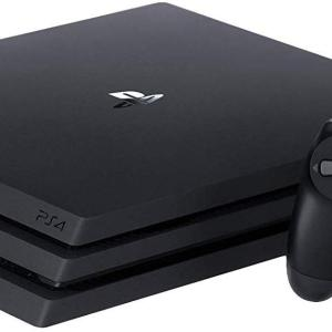 PS4: Playstation 4 PRO konsoli 1TB - Black (EU)