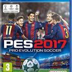 PS4: Pro Evolution Soccer (PES) 2017 (GCAM Rating English/Arabic Box)