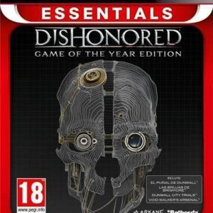 PS3: Dishonored - Game Of The Year Edition (Essentials)