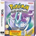 3DS: Pokemon Crystal Version (Download Code)(Damage Packaging)
