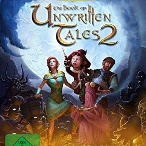 Wii U: The Book of Unwritten Tales 2 (German Box)