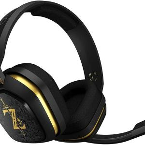 Switch: ASTRO Gaming A10 Headset for Nintendo Switch (The Legend of Zelda: Breath of the Wild)