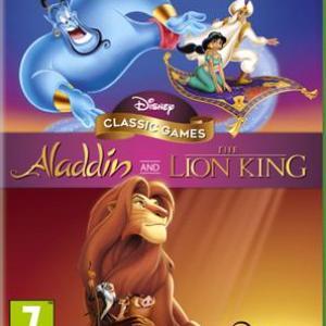 Xbox One: Disney Classic Games: Aladdin & The Lion King