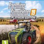 PS4: Farming Simulator 19 - Platinum Edition