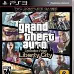 PS3: Grand Theft Auto: Episodes from Liberty City  (DELETED TITLE)