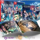 Switch: Aokana: Four Rhythms Across The Blue - Limited Edition