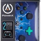 Xbox One: PowerA Enhanced Wired Xbox One Ohjain - Spider Lightning