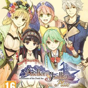 Vita: Atelier Shallie Plus: Alchemists of the Dusk Sea